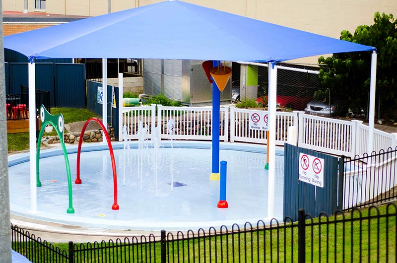 Kid S Splash Pad Jindalee Pool
